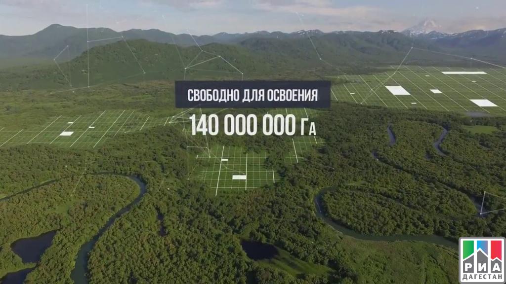 Число заявок наполучение «дальневосточного гектара» превысило 60,5 тыс