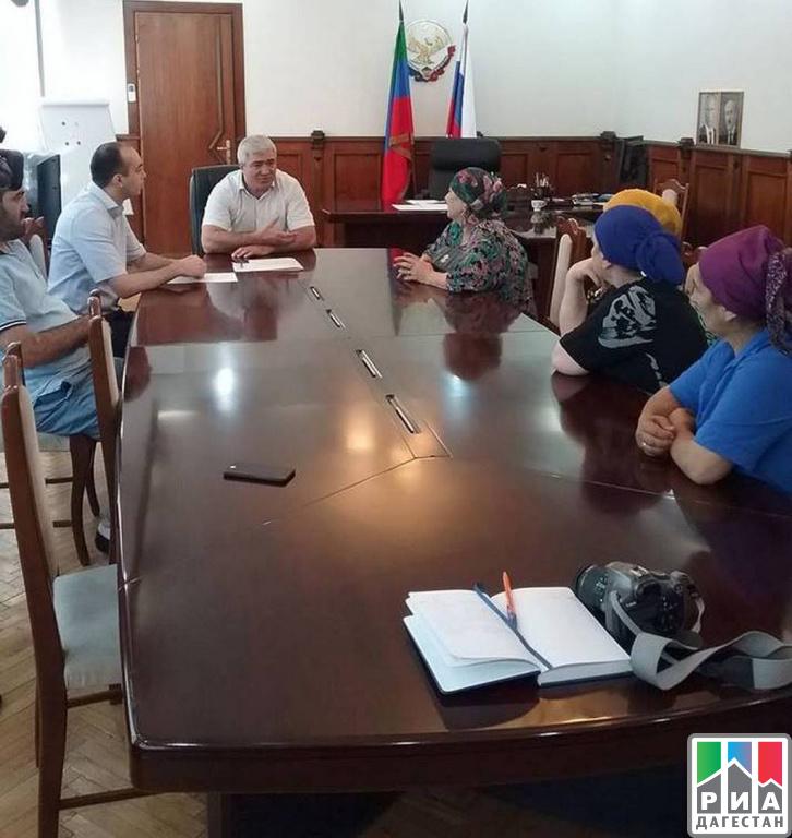 И.о. руководителя Буйнакска назначен Исламудин Нургудаев