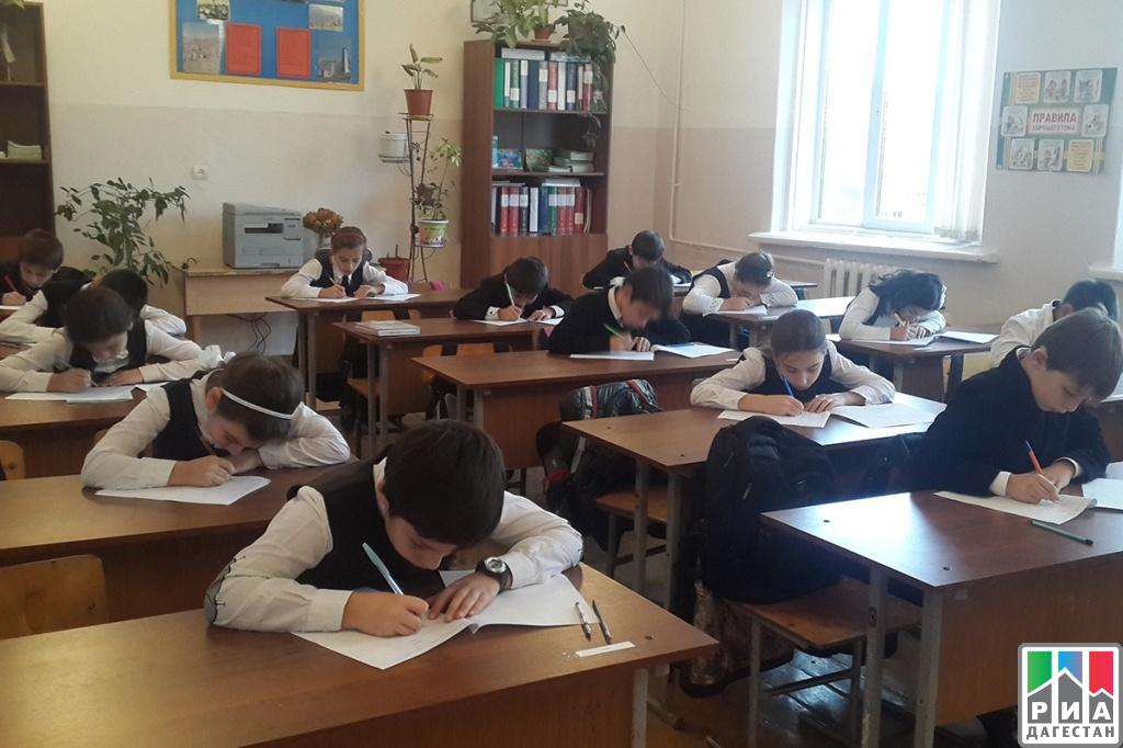 В Пензенской области четвероклассники сдают Всероссийские проверочные работы