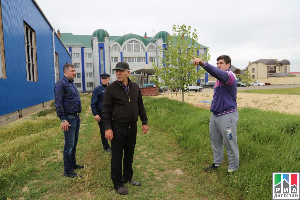 Попоручению руководителя Дагестана организованы работы посозданию Центра олимпийской подготовки