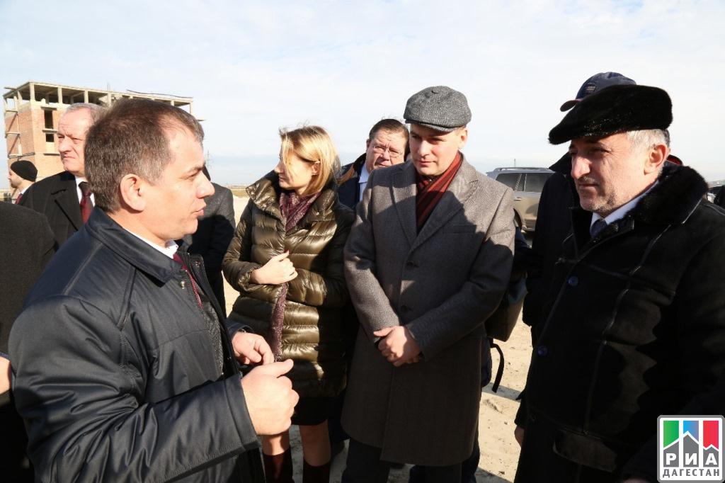 ВКаспийск будет вложено 4,7 млрд руб.