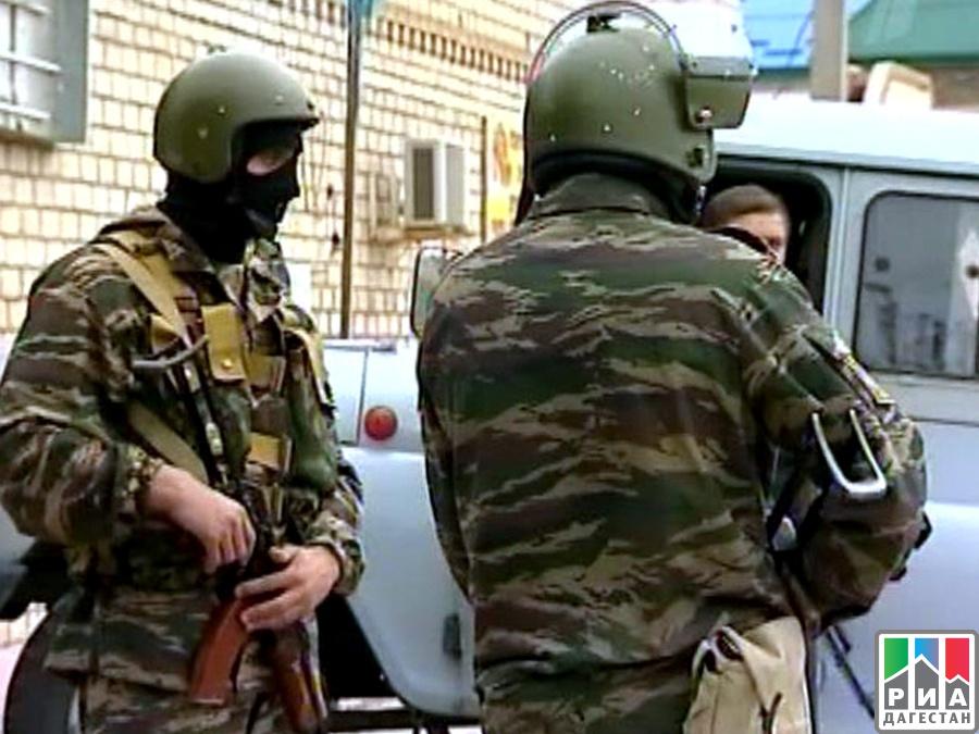 ВДагестане обезвредили самодельное взрывное устройство