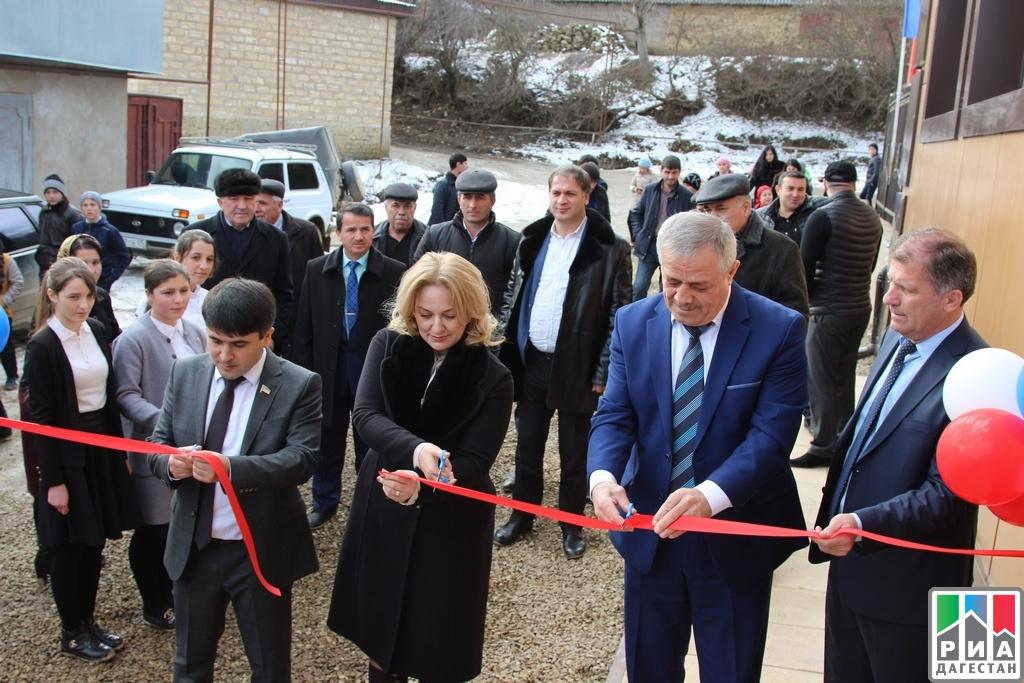Дом культуры после капремонта открыли вТабасаранском районе Дагестана