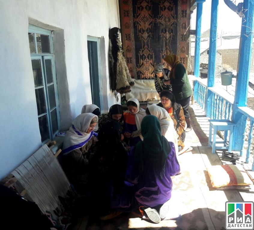 «Вкусная экспедиция» побывала вХунзахском районе