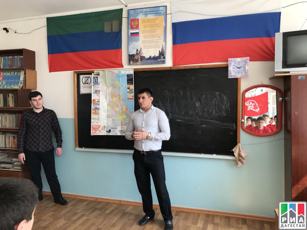 ВДагестане стартовала Всероссийская акция «Письмо Победы»