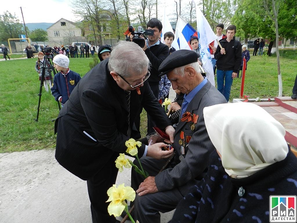 1746 ветеранов в республиках СКФО получили выплаты до 30 тысяч рублей ко Дню Победы