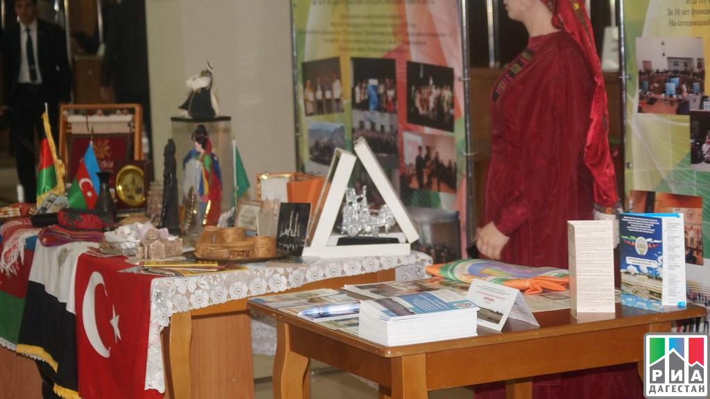 ВДагестане состоялся IРеспубликанский этнофестиваль студентов-иностранцев