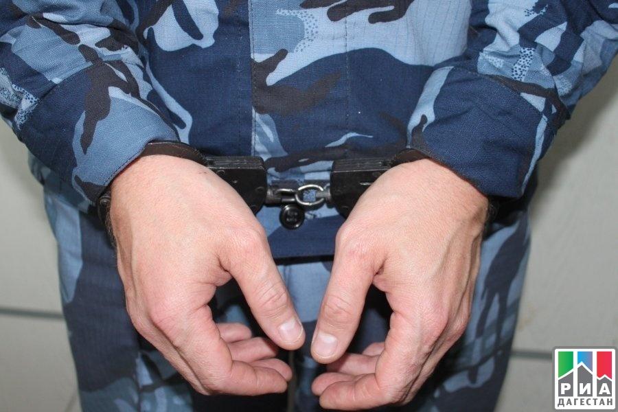 Глава уголовного розыска регионального отдела милиции схвачен вДагестане
