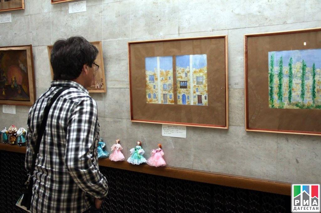 Выставка «Художники театра икино Дагестана» будет представлена в столице России