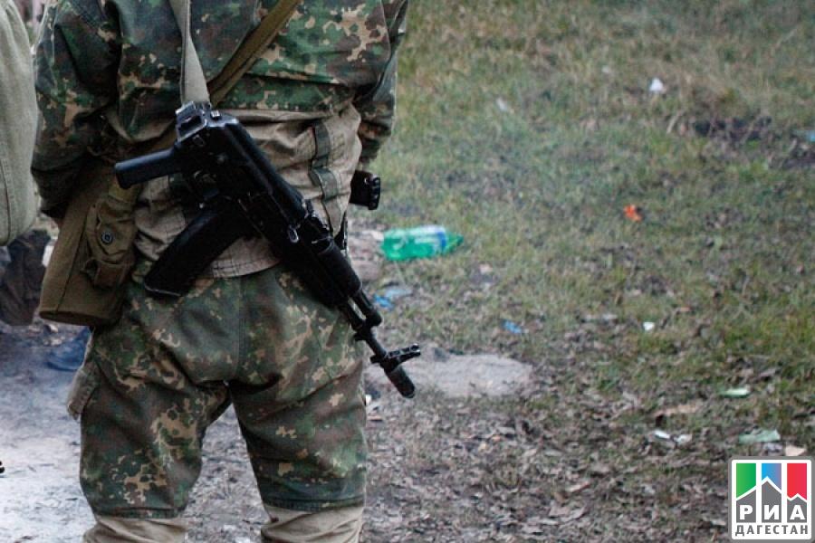 Двоих боевиков устранили вДагестане