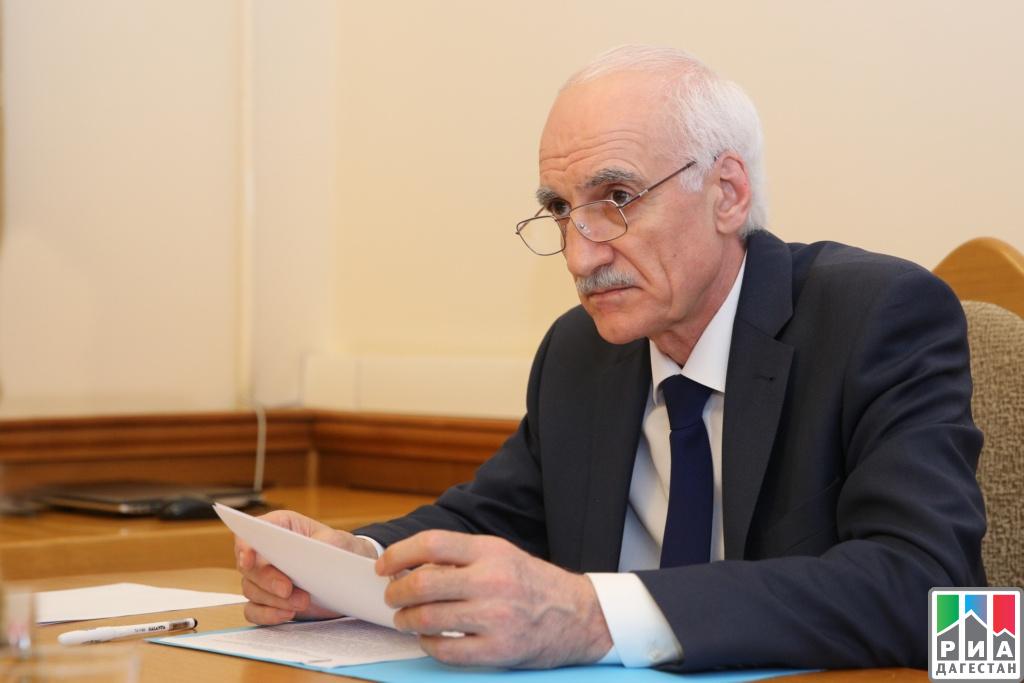 В руководстве Дагестана обсудили предстоящую хадж-кампанию