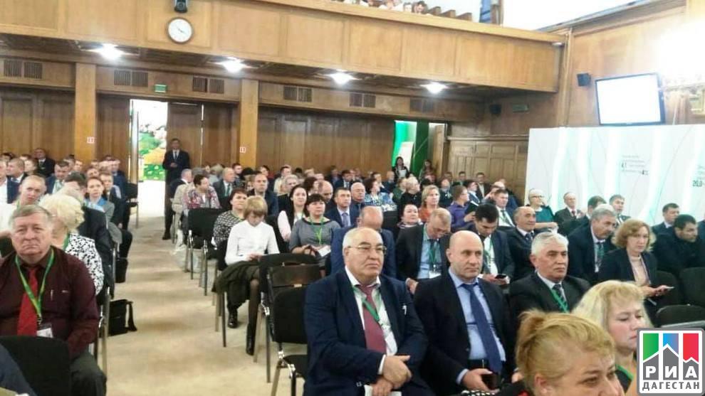 Всероссийский съезд сельхозкооперативов собрал 500 участников