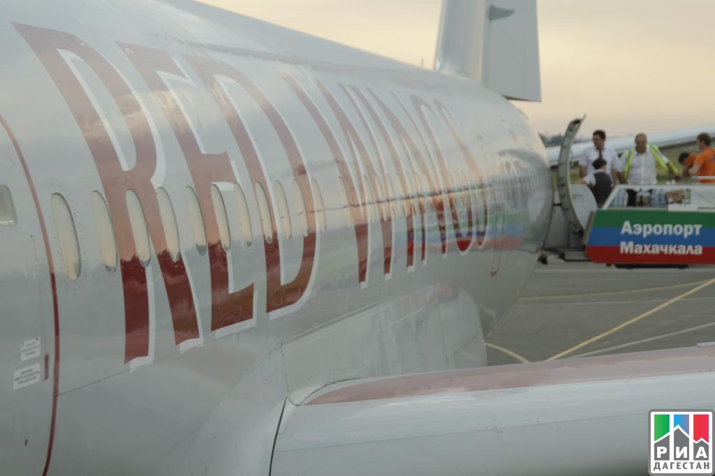 Растет количество пассажиров, пользующихся услугами аэропорта «Махачкала»